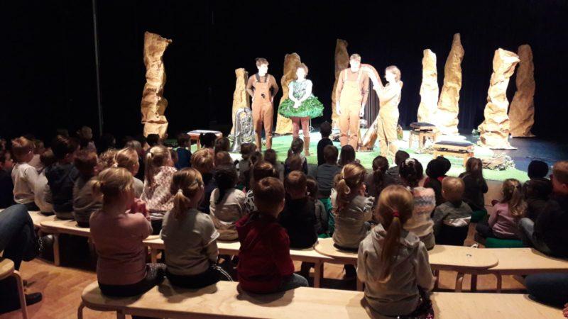 Natuurlijk Gezond Oisterwijk 560 kinderen genieten van opera