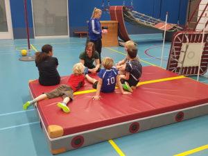 Natuurlijk Gezond Oisterwijk - leuke beweegspelletjes