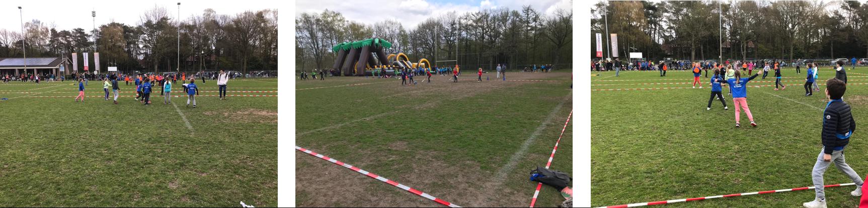 Natuurlijk Gezond Oisterwijk - 2450 kinderen sporten met een lach op hun gezicht